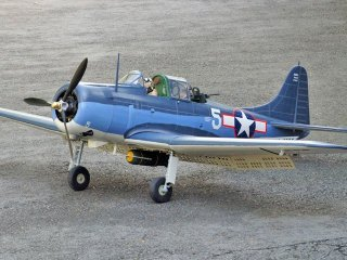 Douglas SBD Dauntless / 2050mm