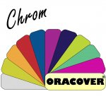 ORACOVER Chrome Colors