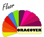 ORACOVER Flurescentic Colors