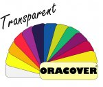 ORACOVER Transparent Colors