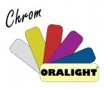ORALIGHT Chrome Colors