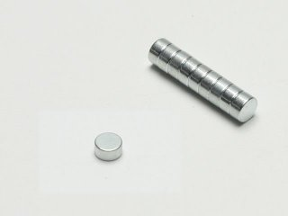 Magnete 6 x 3 x 2mm (VE=10St.)