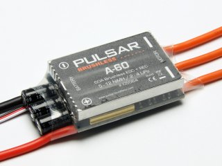 Brushless Regler PULSAR A-60