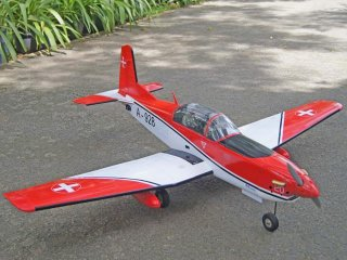 Pilatus PC 7 (Swiss) / 1540mm