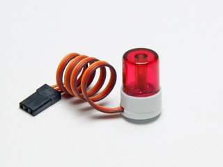 LED Blinklicht 20mm (rot)