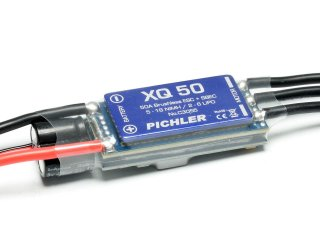 Brushless Regler XQ 50