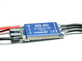 Brushless Regler XQ 40