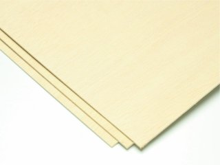 Pappel-Sperrholz 6.0 x 300 x 600 mm (VE=2St.)