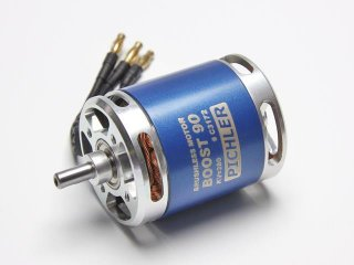 Brushless Motor BOOST 90 Combo