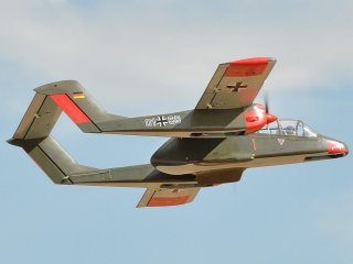 OV-10 Bronco / 1800mm
