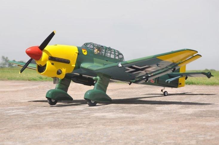 Junkers Ju87 Stuka 2300mm 599 00