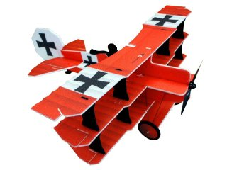 Crack Fokker rot / 890mm
