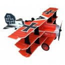 Crack Fokker Red Baron / 890mm