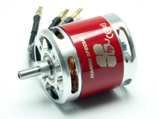 Brushless Motor BOOST 60 Combo Hanno Special