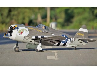 P-47B Thunderbolt (Touch of Texas) / 1500mm
