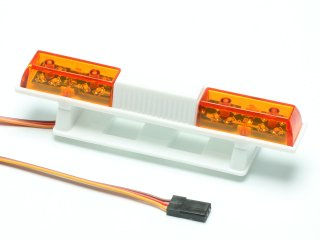 LED Warnlicht (orange)